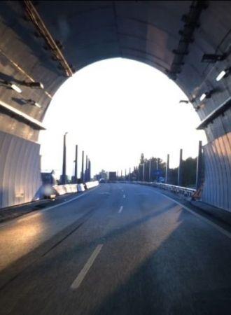 Centro de control tunel da Cañiza