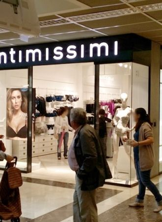 Local Calzedonia - Intimissimi (C.C. 4 Caminos)